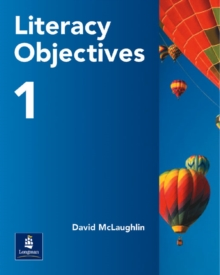 Literacy Objectives Pupils' Book 1, Paperback / softback Book