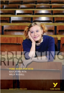 Educating Rita: York Notes for GCSE, Paperback / softback Book