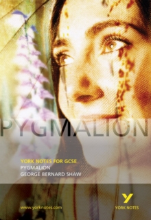 Pygmalion: York Notes for GCSE, Paperback / softback Book