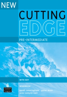 New Cutting Edge Pre-Intermediate Workbook with Key, Paperback / softback Book