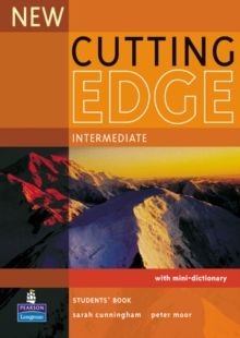 New Cutting Edge Intermediate Students' Book, Paperback / softback Book