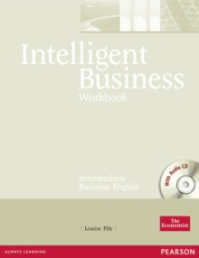 Intelligent Business Intermediate Workbook and CD pack, Mixed media product Book