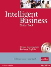Intelligent Business Upper Intermediate Skills Book and CD-ROM Pack, Mixed media product Book