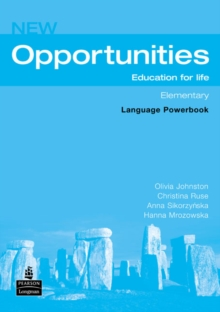 Opportunities Global Elementary Language Powerbook NE, Paperback Book