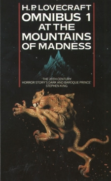 At the Mountains of Madness and Other Novels of Terror, Paperback Book