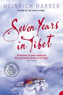 Seven Years in Tibet, Paperback / softback Book