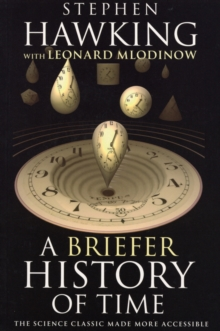 A Briefer History of Time, Paperback Book