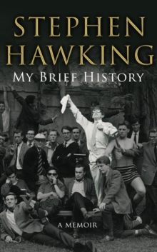 My Brief History, Hardback Book