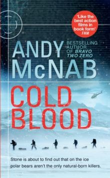 Cold Blood : (Nick Stone Thriller 18), Hardback Book