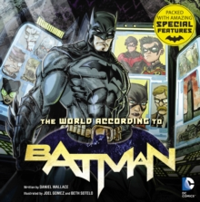 The World According to Batman, Hardback Book