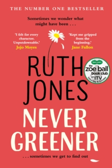 Never Greener, Hardback Book
