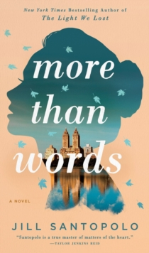 More Than Words, Paperback / softback Book