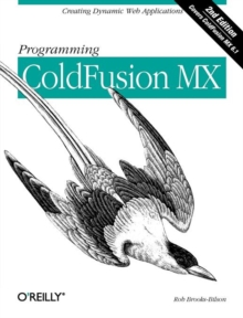 Programming ColdFusion MX, Paperback / softback Book