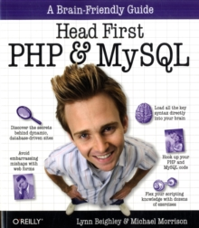 Head First PHP & MySQL, Paperback / softback Book