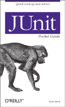 JUnit Pocket Guide, Paperback Book