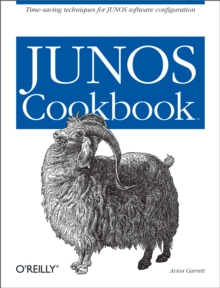 JUNOS Cookbook, Paperback Book