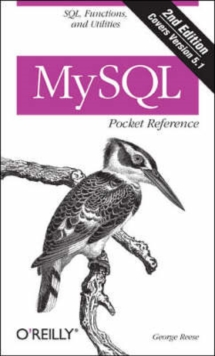 MySQL Pocket Reference, Paperback Book