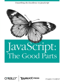 JavaScript: The Good Parts, Paperback Book