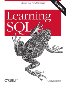 Learning SQL, Paperback / softback Book