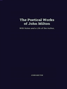 The Poetical Works of John Milton, EPUB eBook