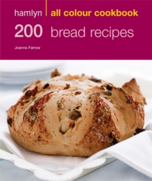 Hamlyn All Colour Cookery: 200 Bread Recipes : Hamlyn All Colour Cookbook, Paperback Book