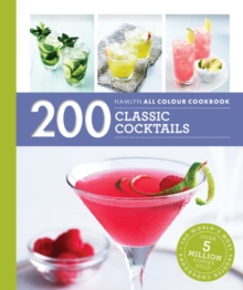 Hamlyn All Colour Cookery: 200 Cocktails : Hamlyn All Colour Cookbook, EPUB eBook
