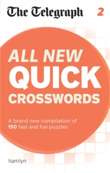 The Telegraph: All New Quick Crosswords 2, Paperback Book