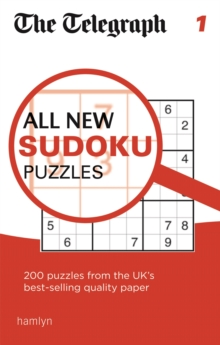 The Telegraph All New Sudoku Puzzles 1, Paperback / softback Book