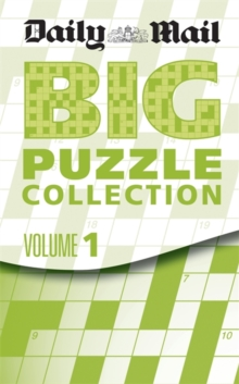 Daily Mail Big Puzzle Collection, Paperback Book