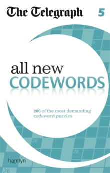 The Telegraph: All New Codewords 5, Paperback Book