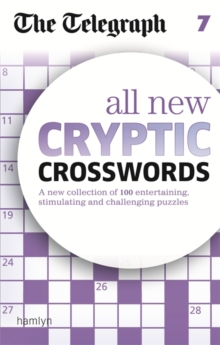 The Telegraph: All New Cryptic Crosswords 7, Paperback / softback Book