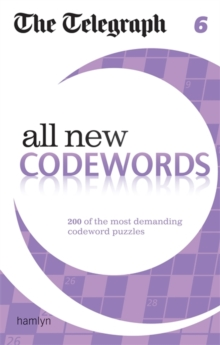 The Telegraph: All New Codewords 6, Paperback / softback Book