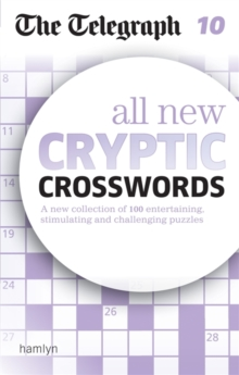 The Telegraph: All New Cryptic Crosswords 10, Paperback Book