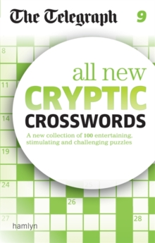 The Telegraph: All New Cryptic Crosswords 9, Paperback / softback Book
