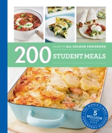 Hamlyn All Colour Cookery: 200 Student Meals : Hamlyn All Colour Cookbook, Paperback / softback Book
