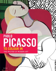 Picasso: The Colouring Book, Paperback Book