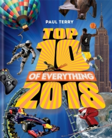 Top 10 of Everything 2018, Hardback Book
