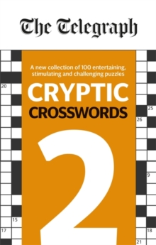 The Telegraph Cryptic Crosswords 2, Paperback / softback Book