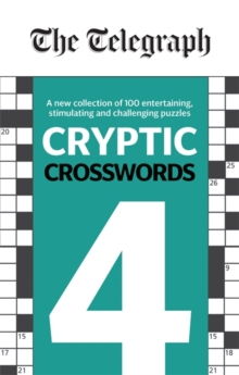 The Telegraph Cryptic Crosswords 4, Paperback / softback Book