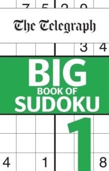 The Telegraph Big Book of Sudoku 1, Paperback / softback Book
