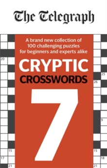 The Telegraph Cryptic Crosswords 7, Paperback / softback Book