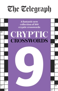 The Telegraph Cryptic Crosswords 9, Paperback / softback Book