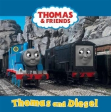 Thomas and Diesel, Board book Book