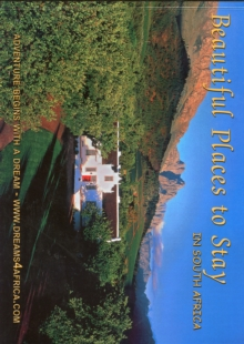 Beautiful Places to Stay in South Africa, Paperback Book