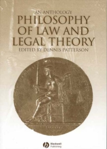 Philosophy of Law and Legal Theory : An Anthology, Paperback / softback Book