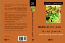 Philosophy of Religion : The Big Questions, Paperback Book