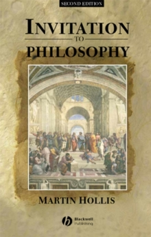 Invitation to Philosophy, Paperback Book