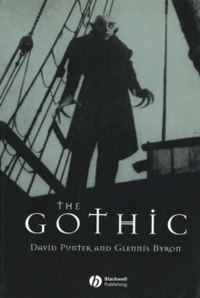 The Gothic, Paperback / softback Book