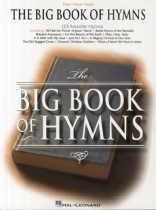 The Big Book Of Hymns (PVG), Paperback / softback Book