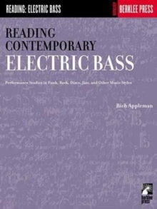Reading Contemporary Electric Bass, Paperback Book